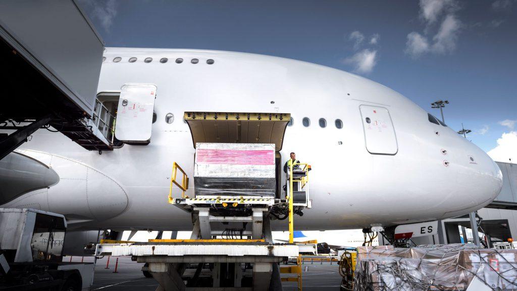 Air Freight – DutchAir Cargo